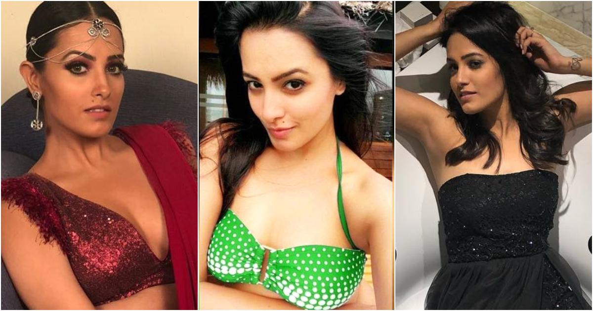 UNSEEN HOT SPICY: Anita Hassanandani Hot Bikini Photos